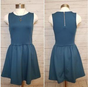 H&M Divided Blue Dress